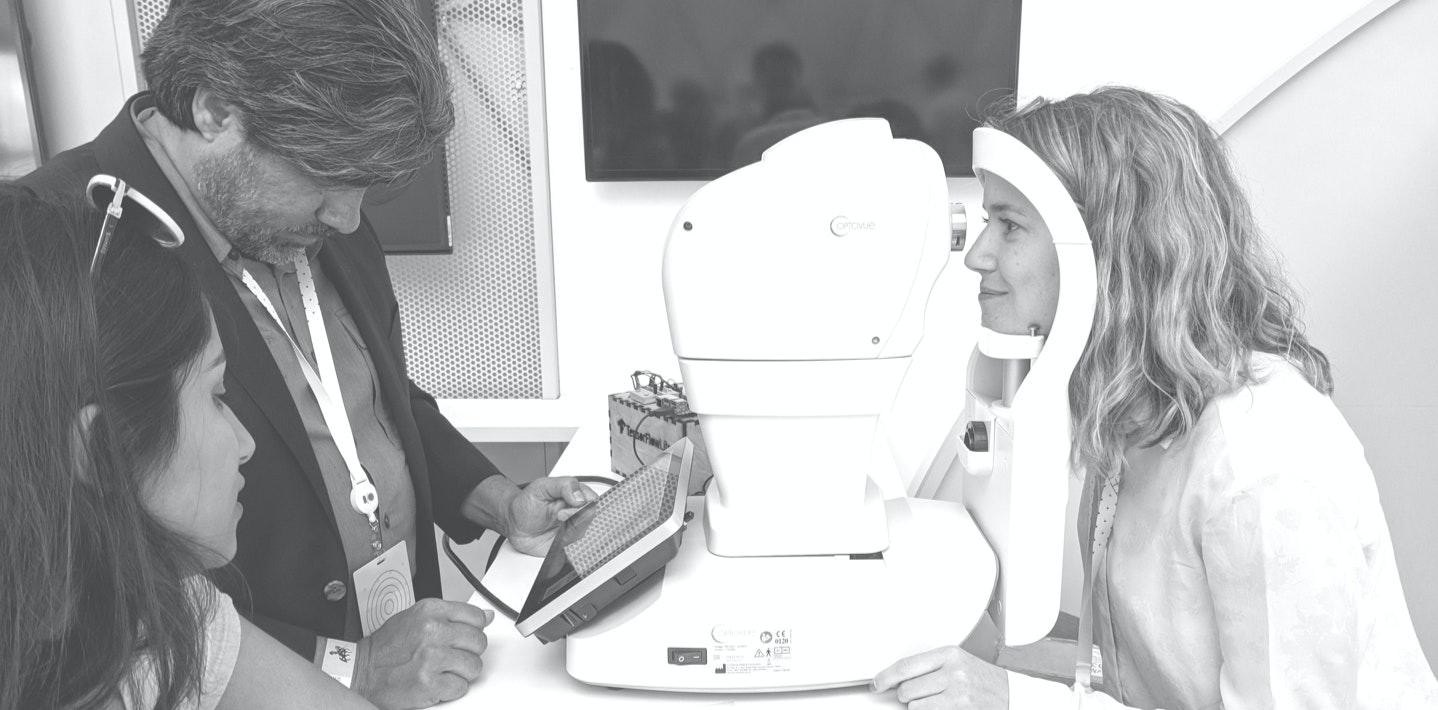 Retinal Exam